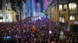 Allarme rosso a Hong Kong: