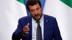 La Fiscalía de la Audiencia Nacional investiga la gestión de Salvini con el 'Open