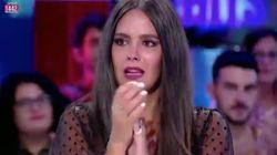 Cristina Pedroche rompe a llorar en el último 'Zapeando' de Frank