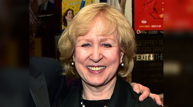 Former prime minister Kim Campbell poses for a photo in New York City on June 6, 2016.