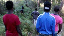Fahs-Anjra: 134 candidats à l'immigration illégale retrouvés dans deux