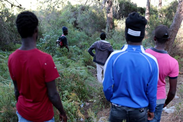 Fahs-Anjra: 134 candidats à l'immigration illégale retrouvés dans deux logements