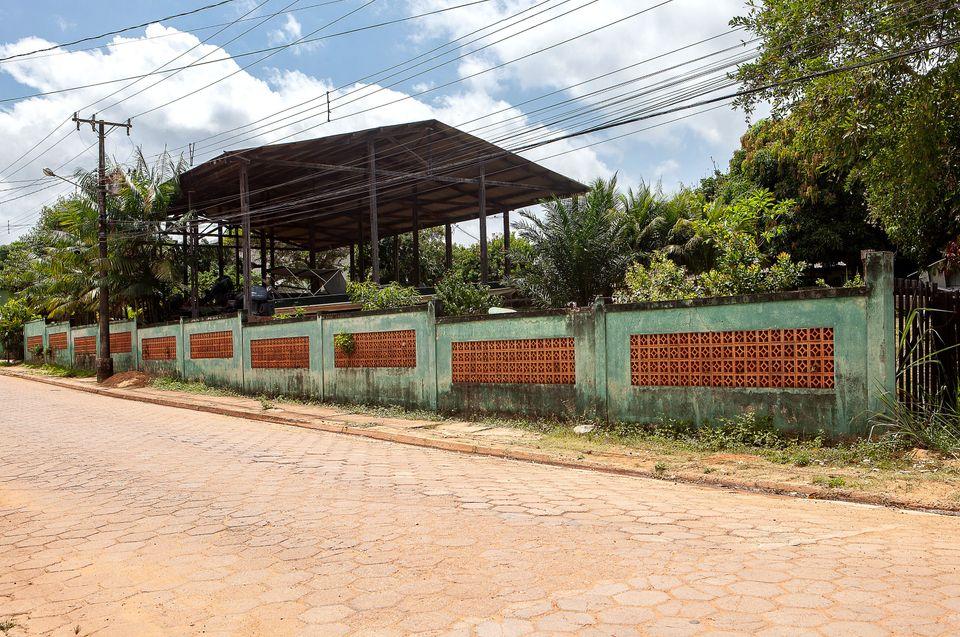 Fachada do prédio do Ibama em Altamira, no