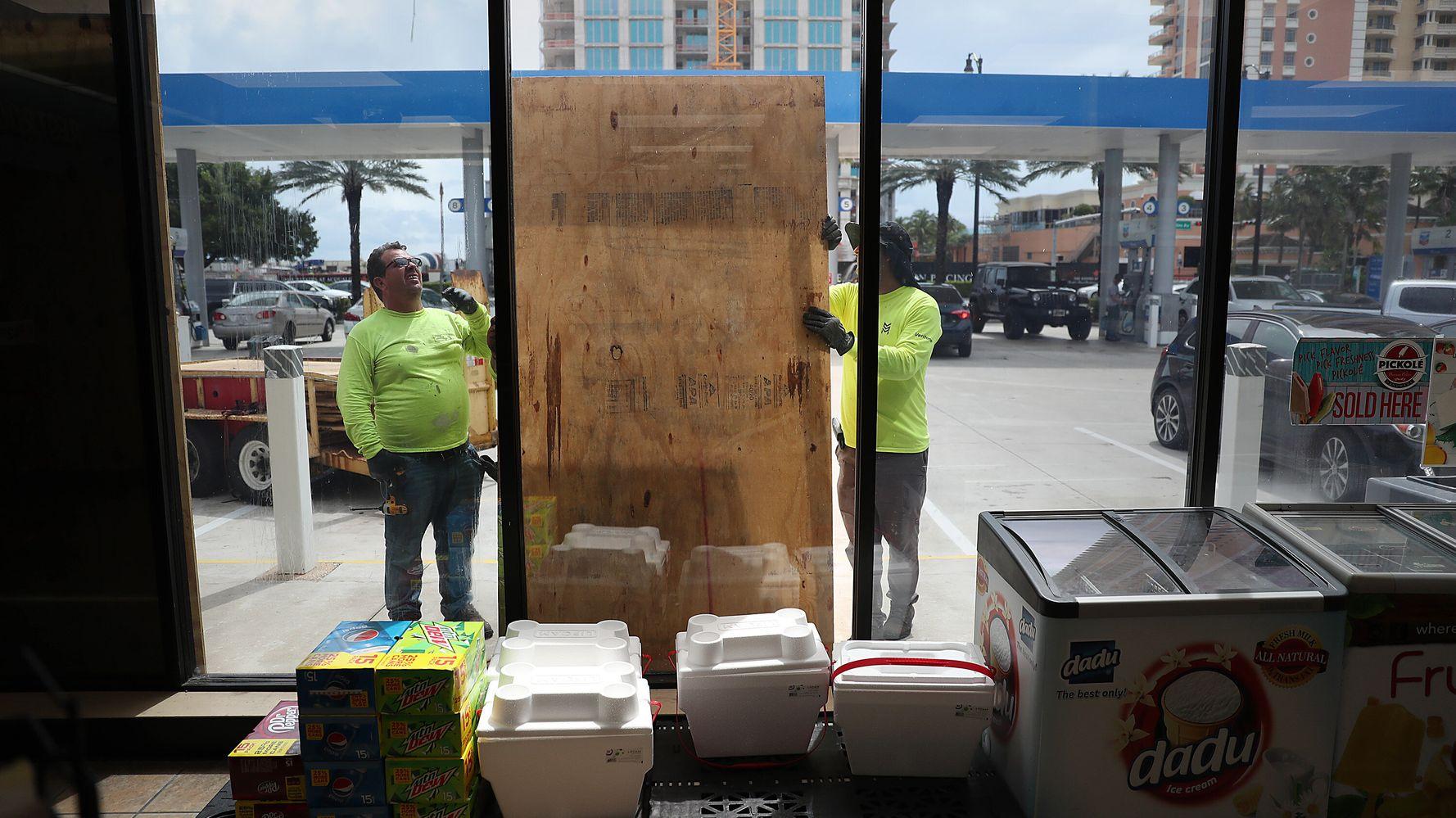 Westlake Legal Group 5d6969423c00008b0548aa78 Hurricane Dorian Strengthens To Category 3 Approaching Florida