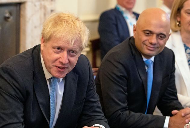 Chancellor Sajid Javid 'Furious' After No.10 Sacking Of Media Adviser