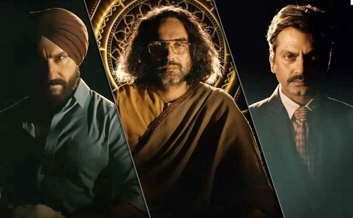 A still from Sacred Games