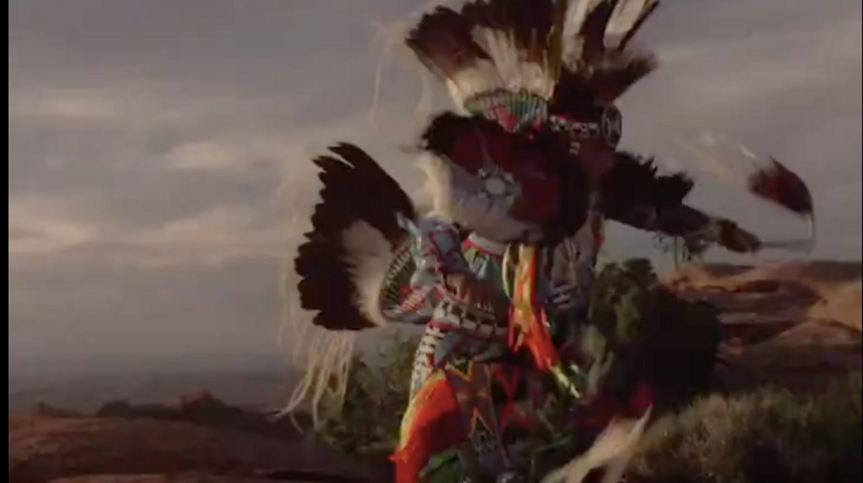 Westlake Legal Group 5d6970262500004b047525a3 Dior Faces Backlash Over Native American Imagery In 'Sauvage' Perfume Ad