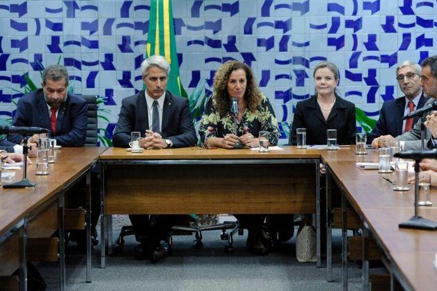 Bancadas de partidos de oposição na Câmara atuam em conjunto nas reformas da Previdência...