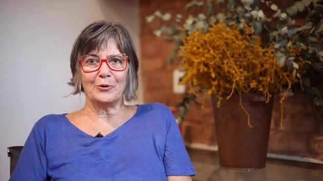 A ex-diretora da Ancine, Vera