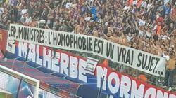Unis, les supporters rivaux de Caen et du Havre accusent la LFP et les ministres de