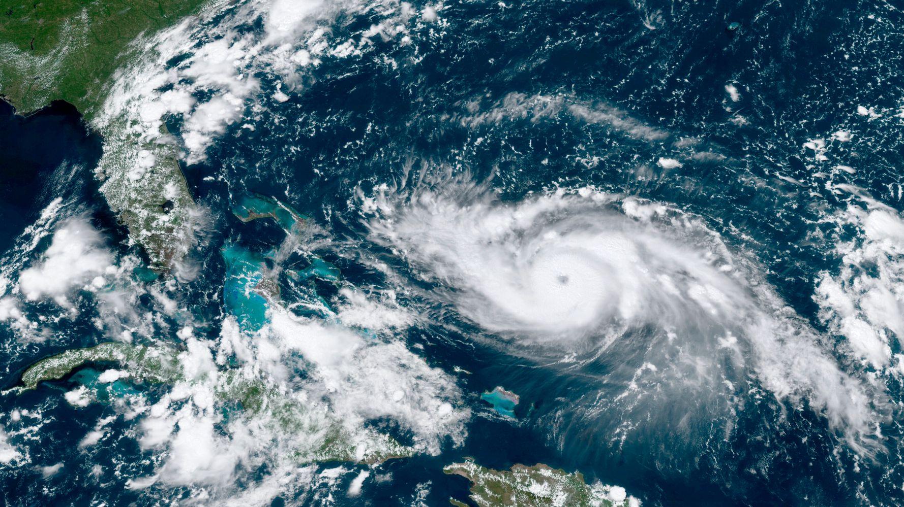 Westlake Legal Group 5d69c3aa2500008d0000de16 Hurricane Dorian Strengthens To Category 4 Storm