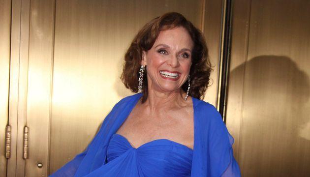 Valerie Harper, ici lors de la cérémonie des Tony Awards en 2010. Elle avait à l'époque...