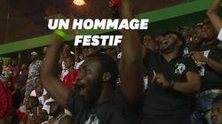 En hommage à DJ Arafat, des milliers de personnes ont fait la fête toute la