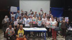 Face au silence de la justice, l'espoir des familles de détenus d'opinion