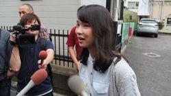 周庭(アグネス・チョウ)氏「香港政府は、市民の訴えに耳を貸そうともしない」