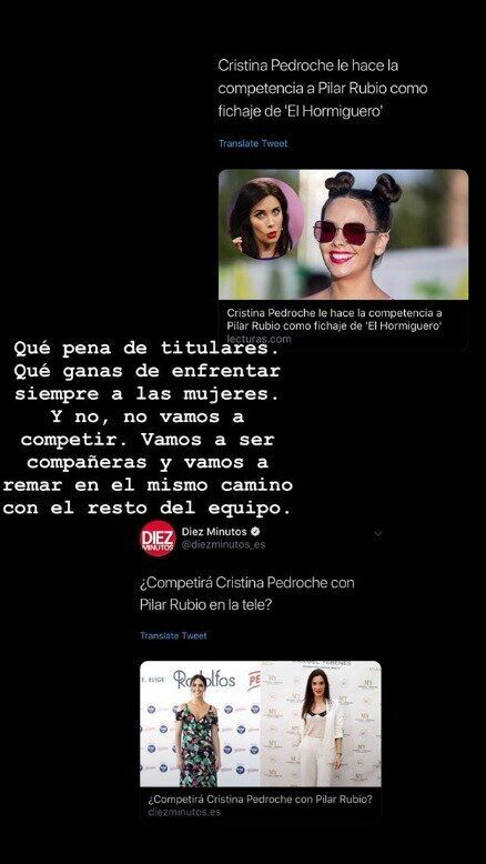 Cristina Pedroche en
