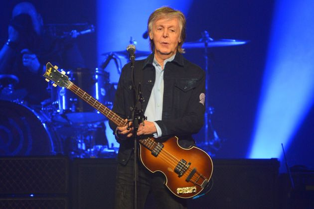 Paul McCartney Reveals Grandson Was Recently Mugged At Knifepoint In London