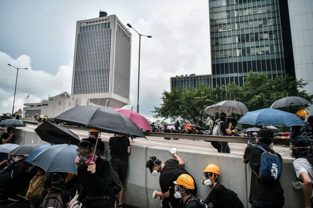 Συγκρούσεις αστυνομίας...
