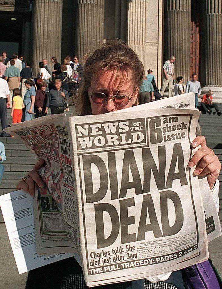 Όλος ο κόσμος συγκλονίστηκε με τα νέα του θανάτου της.