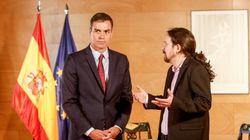 Pablo Iglesias carga contra Pedro Sánchez por citarle a 13 días de la fecha límite para la