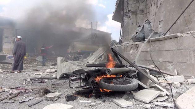 En Syrie, au moins 40 chefs jihadistes tués dans des tirs de