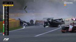 Terrible accident lors d'une course de Formule 2, le pilote français Anthoine Hubert