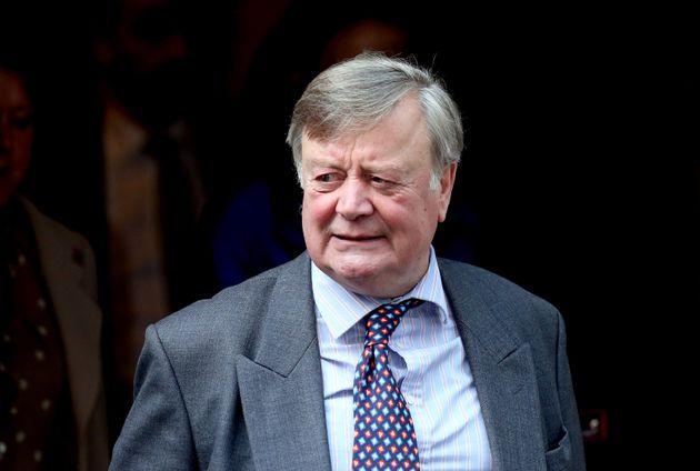 Tory former cabinet minister Ken