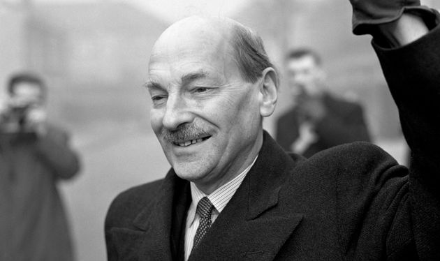 Former Labour prime minister Clement