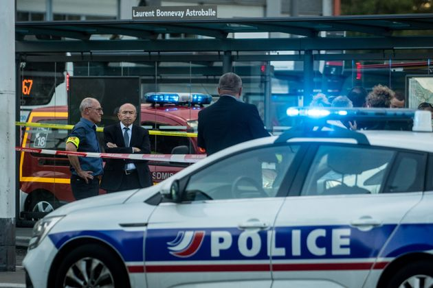 Επίθεση με μαχαίρι σε σταθμό του μετρό στο Βιλερμπάν, της Λυών.