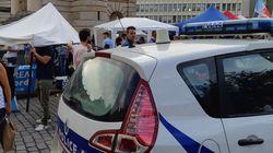 Le stand LREM à la Braderie de Lille cible de violences, un militant