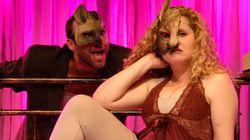 'Toda nudez será castigada' o una mascarada animalmente