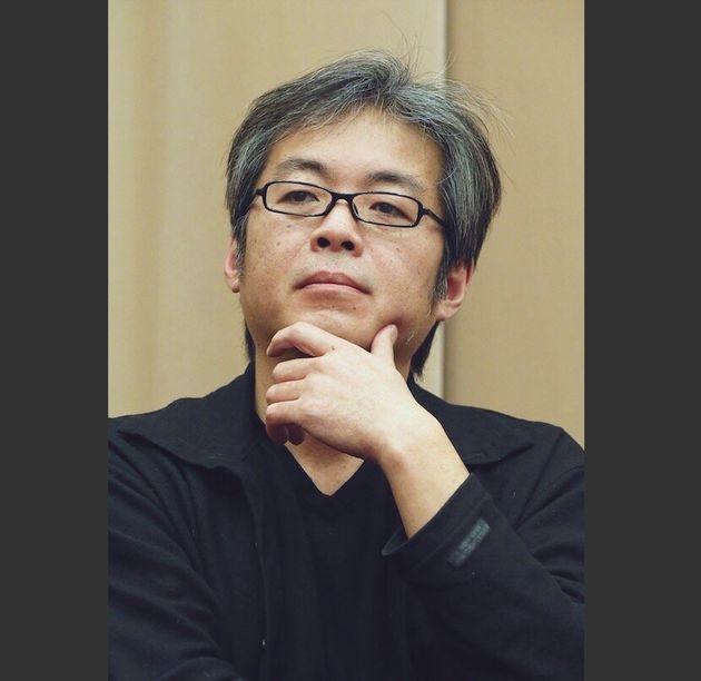 青木理氏(2016年02月29日撮影)