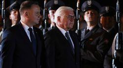 «Συγγνώμη» του Γερμανού προέδρου προς την Πολωνία για τις ωμότητες του Β' Παγκοσμίου