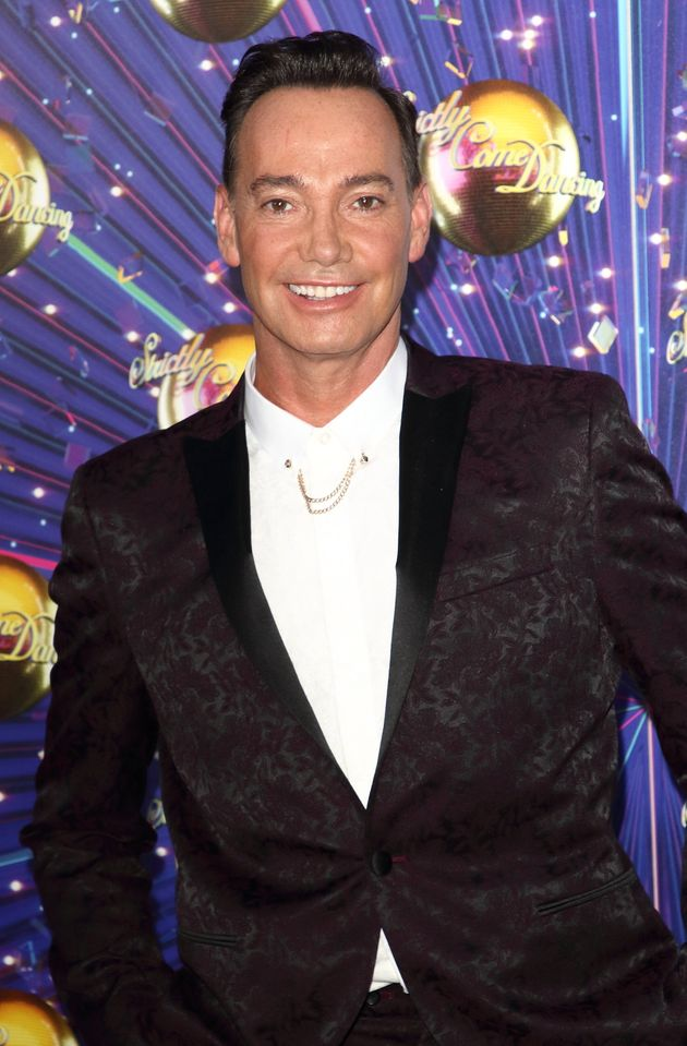 Craig Revel Horwood Apologises For Cruel Stacey Dooley Joke During Strictly Launch Filming