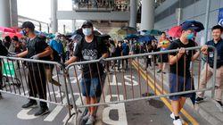Hong Kong: les manifestants tentent de bloquer l'accès de