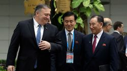 Lambasting Pompeo, North Korea Says Hopes For U.S. Talks Are