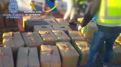 Espagne: Coup de filet contre un réseau de trafic de drogue entre le Maroc et