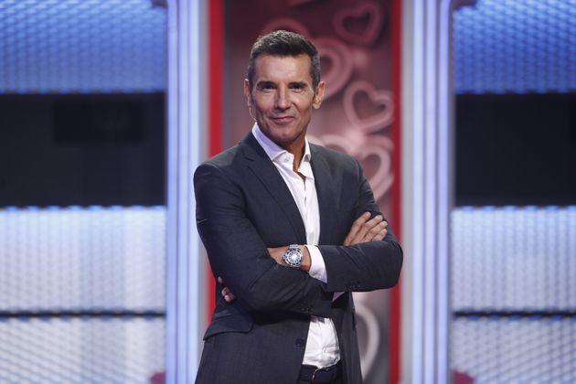 Jesús Vázquez, presentador de 'Me Quedo Contigo' de