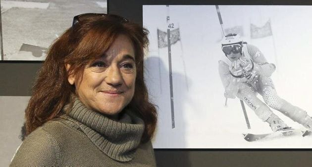 La exesquiadora Blanca Fernández Ochoa.
