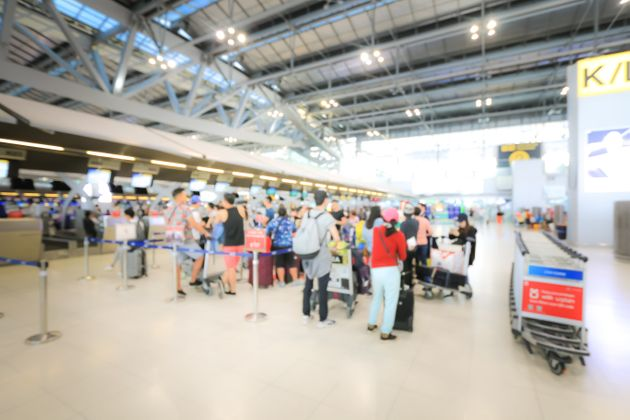 UK Flights Hit By French Air Traffic Control Issues
