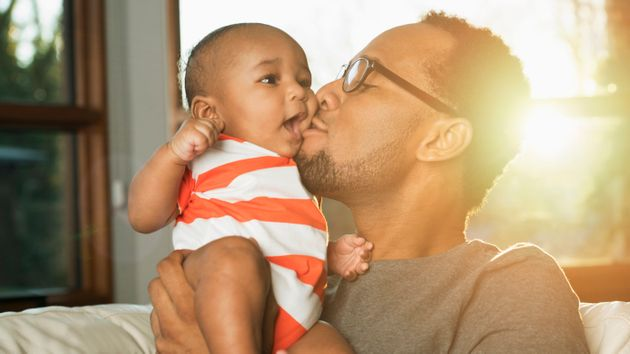 I Was A 'Real Dad' Before I Had A Baby Of My Own. I Am A
