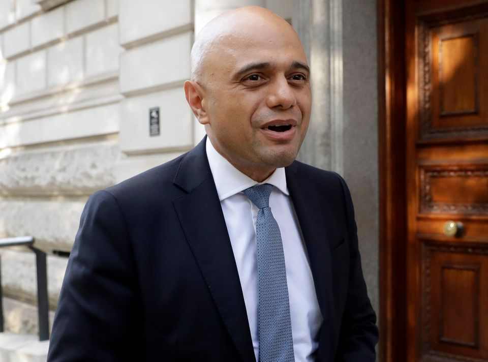 Sajid Javid will give his first spending review as chancellor on