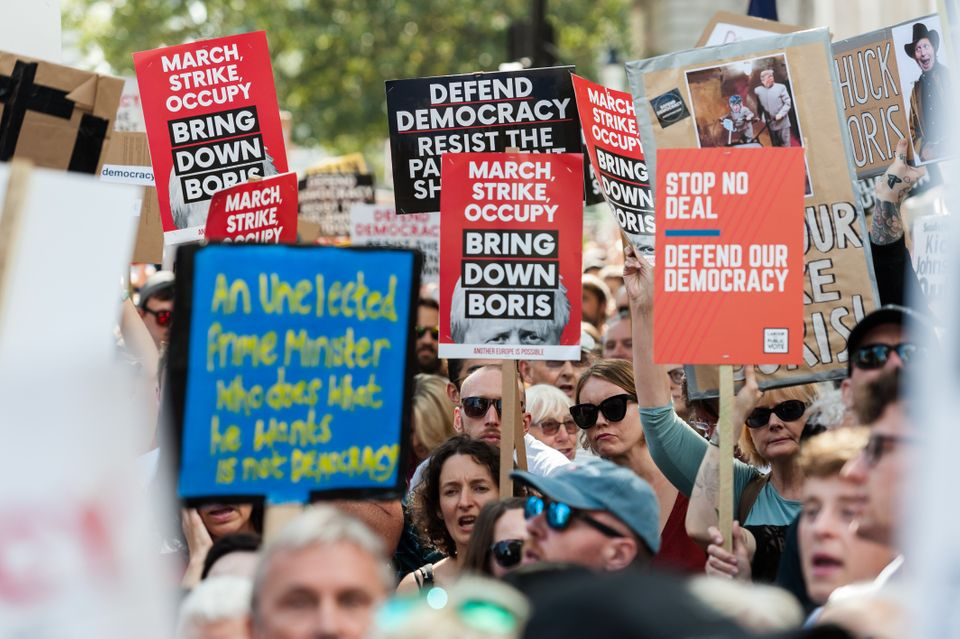 Brexit Means Another Fiery Week In Westminster. Heres What To Expect