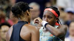 Coco Gauff And Naomi Osaka's Post-Match Interview Will Bring Tears To Your