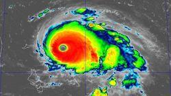 Dorian toca tierra en Bahamas con vientos de casi 300