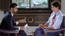 Hasan Minhaj Presses Trudeau To Own Up To Canada's