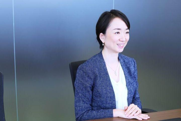 プルデンシャル生命保険株式会社 品川第二支社 営業所長 重松和佳子さん