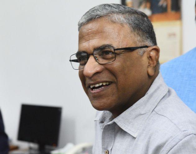 Rajya Sabha Deputy Chairman Harivansh Narayan