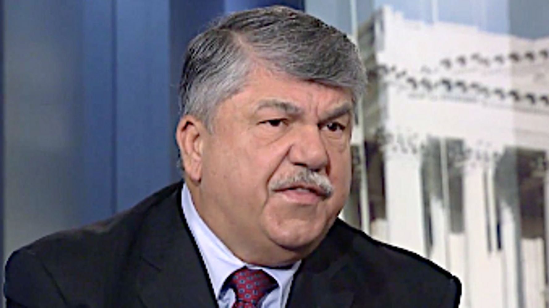 Westlake Legal Group 5d6c854e2400004f0071c40d AFL-CIO Chief Lashes Trump Administration For Hurting American Workers