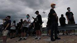 홍콩 시위현장에서 만난 청년 Y와 한